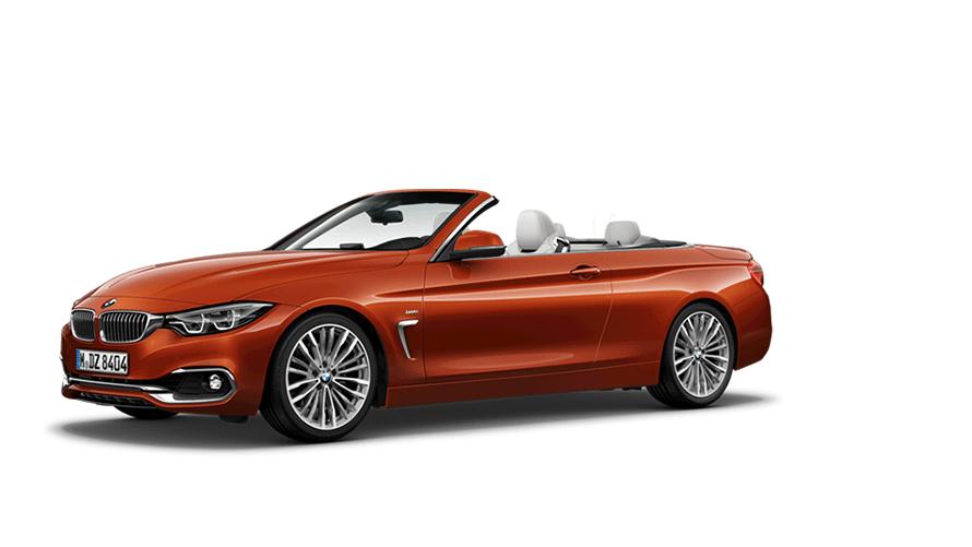 BMW Σειρά 4 Cabrio