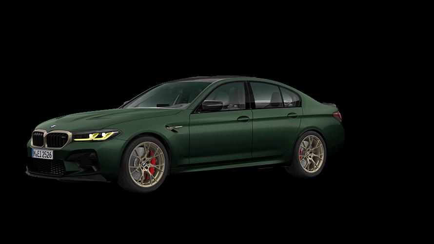 BMW M5 CS Sedan
