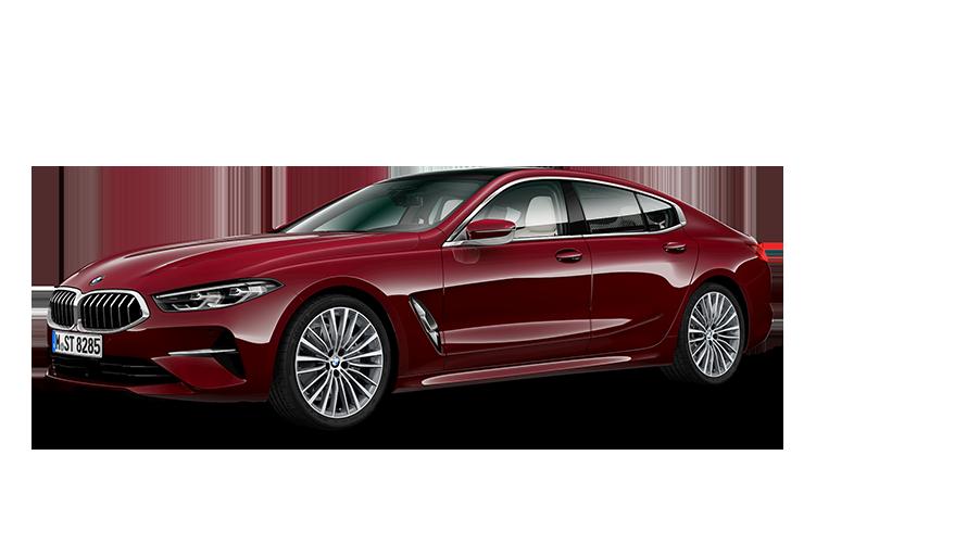 BMW Σειρά 8 Gran Coupé