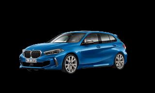 BMW Σειρά 1 (πεντάθυρη)
